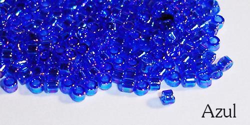 Delica azul