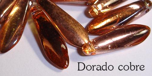 Dorado cobre